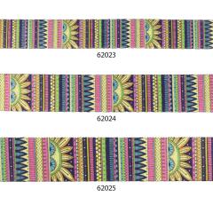 Taschengurtband doppels. bedruckt Inka design - 22,5m
