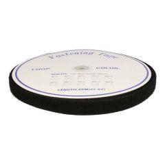 Klettband selbstkl. 25mm Flauschband schwarz-weiß -25m