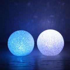 LED Leuchtkugel 8cm - 5Stk