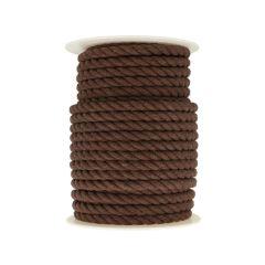 Kordel gedreht Baumwolle extra stark 10mm - 25m