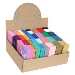 Dox Schrägband Sortiment Baumwolle - 32 Farben - 1Stk