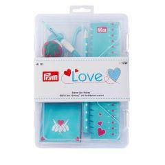 Prym Love Starter Set Nähen blau - 5Stk