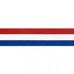 Band Niederländische Fahne 10-100mm - 25m