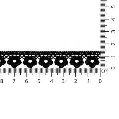 Spitzenband Blume 15mm - 13,7m