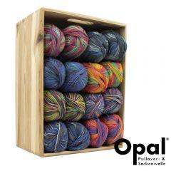Opal Frühlingsduft Sortiment 2x75g - 8 Farben - 1Stk