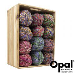 Opal Sortiment 2x75 oder 2x150g - 6 Farben - 1Stk