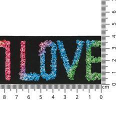 Elastik Love 40mm - 10m