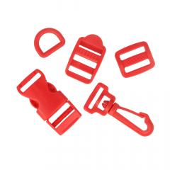 Komplettpaket Accessoires 15mm - 120-145Stk