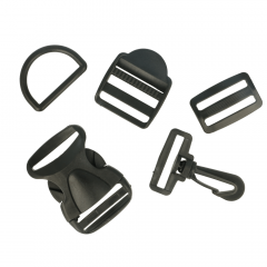 Komplettpaket Accessoires 38mm - 84Stk