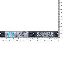 Gewebtes Band Handmade 17mm - 25m