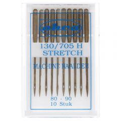 Nähmaschinen-Nadeln Stretch 10 Nadeln 80-90 - 10Stk