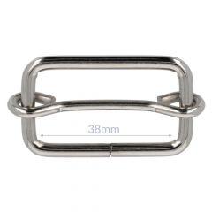 Schieber Metall 38mm - 10Stk