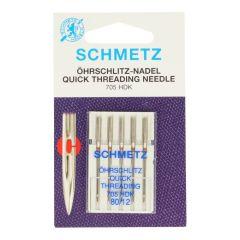 Schmetz Öhrschlitz 5 Nadeln - 10Stk