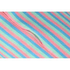 Bündchenstoff Baumwolle 38 cm breit - Rolle 5m