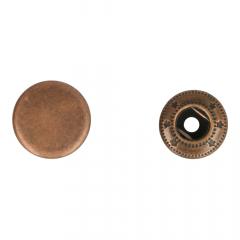 Druckknöpfe 15mm - 100Stk