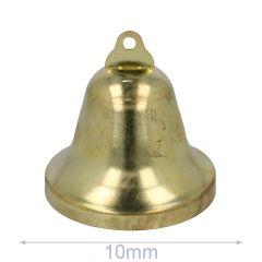 Glocken 10-75mm gold - 5-100Stk