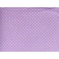 Tissu de Marie Stoff flanel gepunktet - 10m