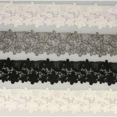 Spitzenband 65mm - 13,7m