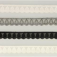 Spitzenband 22mm - 13,7m