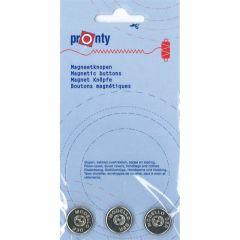 Pronty Magnetknöpfe - 10 Stück