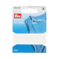 Prym Schrägband Baumwolle 40-20mm - 5x3m