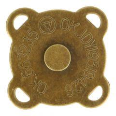 Magnetknöpfe doppelt stark aufnähbar extra Platte-100+C1359:C1387st
