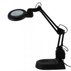 Lupenlampe mit Fuß - 1Stk
