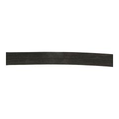 Elastik-Einfassband glänzend 30mm - 25m - 000
