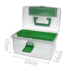 Opry Nähbox 25x15x17cm - 5 Liter - 1Stk