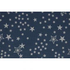 Tissu de Marie Stoff Sterne klein 1.50m - 10m