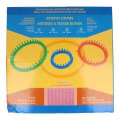 Strickringset Knit Quick 4 Stück 14-19-24-29cm - 1 Stück