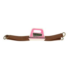 Taschen Verschluss Leder 30cm - 3 Paar