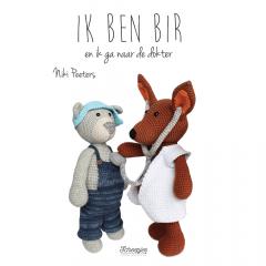 Ik ben Bir en ik ga naar de dokter - Niki Peeters - 1st