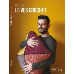 Mr Cey loves crochet - 1 Stück