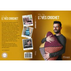 Mr Cey loves crochet - 1 Stück