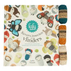 Lalylala Kevers, insecten en vlinders - Lydia Tresselt 1St