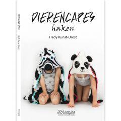 Dierencapes haken - Hedy Kunst-Drost - 1Stk