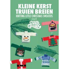 Kleine kerst truien breien - Marieke Voorsluijs - 1st