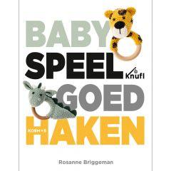 Babyspeelgoed haken - Rosanne Briggeman - 1Stk