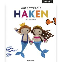 Waterwereld haken - Bas den Braver - 1Stk