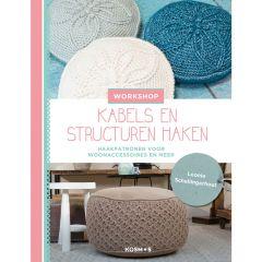Kabels en Structuren Haken - Leonie Schellingerhout- 1Stk