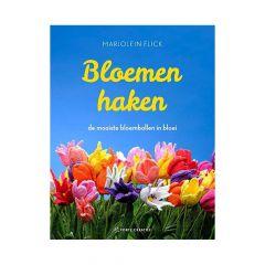 Bloemen haken Marjolein Flick - 1 Stück