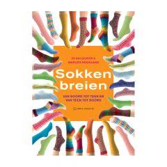 Sokken breien - Jo An Luijken & Marlies Hoogland - 1Stk