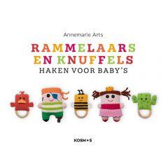 Rammelaars en knuffels - Annemarie Arts - 1Stk