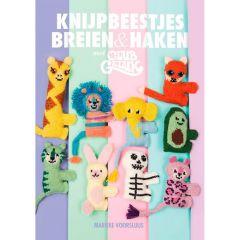 Knijpbeestjes breien en haken - Marieke Voorsluijs - 1Stk