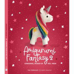 Amigurumi fantasy 2 - Joke Vermeiren - 1Stk