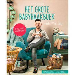 Het grote babyhaakboek - Mr. Cey - 1Stk