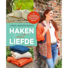 Haken met liefde - Linda Modderman - 1Stk