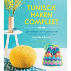 Tunisch haken compleet - Michelle Robinson - 1Stk