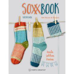 Soxxbook Sokken breien Kerstin Balke - 1st